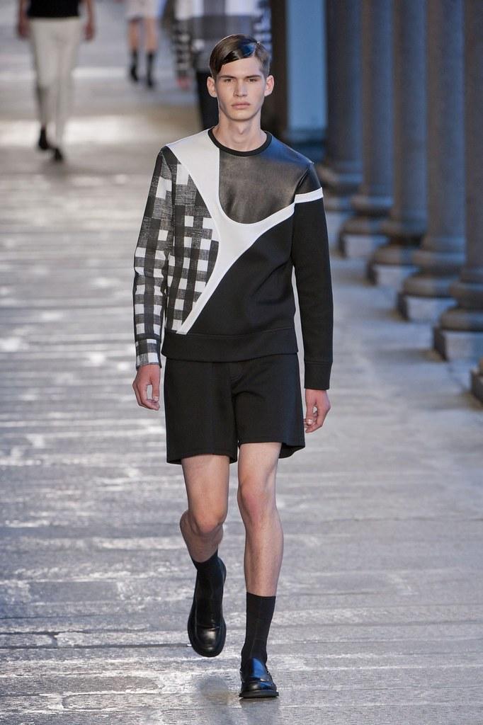 SS14 Milan Neil Barrett004_Ben Stift(fashionising.com)