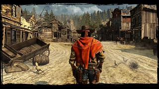 Call of Juarez : Gunslinger - Screenshot 4