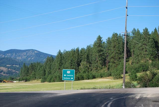 SR 231 @ US 395