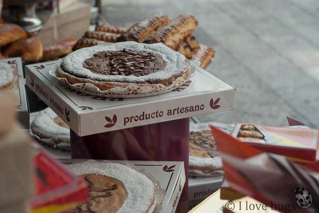 lvm: tesoro escaparate de una pasteleria