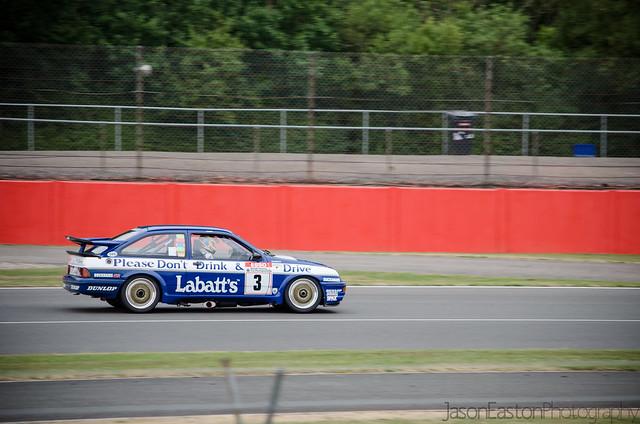 Sierra BTCC, Silverstone Classic.