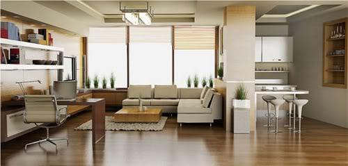 Fotos de apartamentos decorados for Fotos de apartamentos bonitos