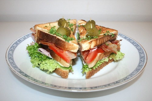 Club Sandwich II