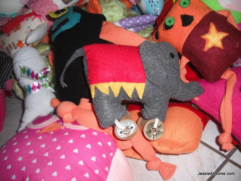 circus-elephant!!