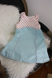 Oliver+S Tea Party Sundress - Size 5