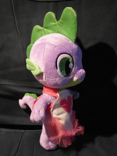 Spike's Apron