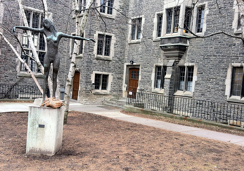 Crucifixation in the Quad