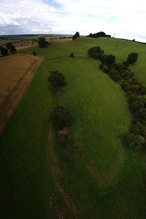 KAP Shot 1 of Oldox/Oxton  Hill Fort 2013