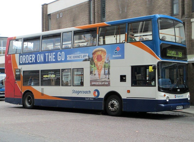 Stagecoach For Totnes