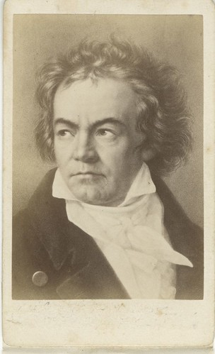 Ludwig Van Beethoven photo