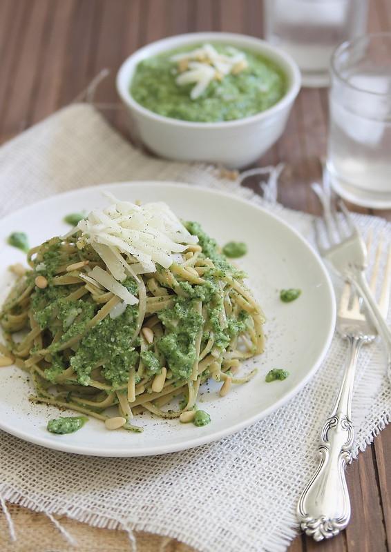 Zucchini Pesto   runningtothekitchen.com
