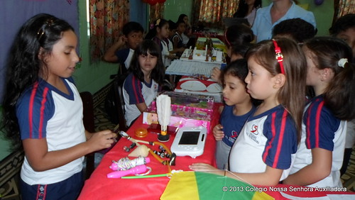 Mostra de Projetos do 2º Trimestre - Ensino Fundamental I (MAT) by cnsamanaus