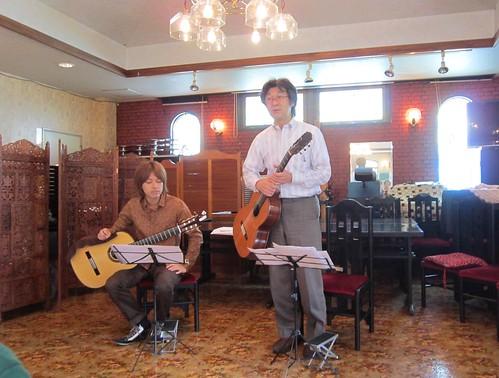田口・松本両先生の二重奏 2013年8月31日 by Poran111