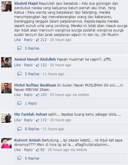9677995584 35085ecdd6 o Gambar Rafidah Ibrahim Semakin Terpesong Dengan Fesyen Pakaian Ketat