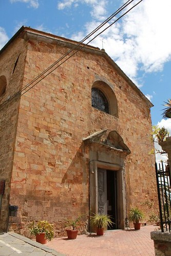 Pereta: chiesetta
