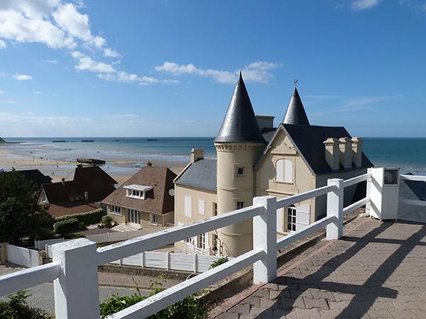 château arromanche
