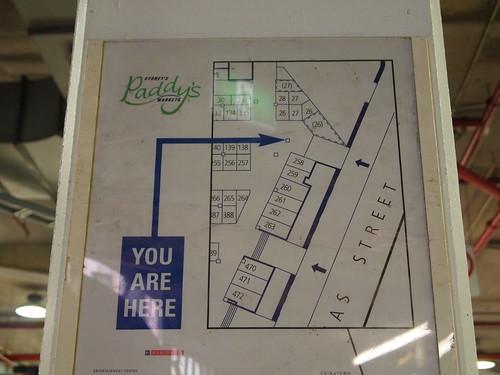 sydney paddy's markets