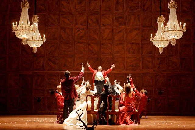 Falstaff, The Royal Opera © ROH/Catherine Ashmore, 2012