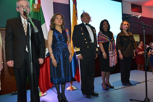 Embamex Colombia Grito 2013