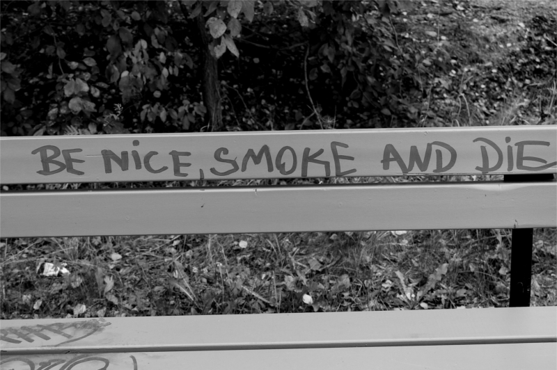 SMOKE AND DIE