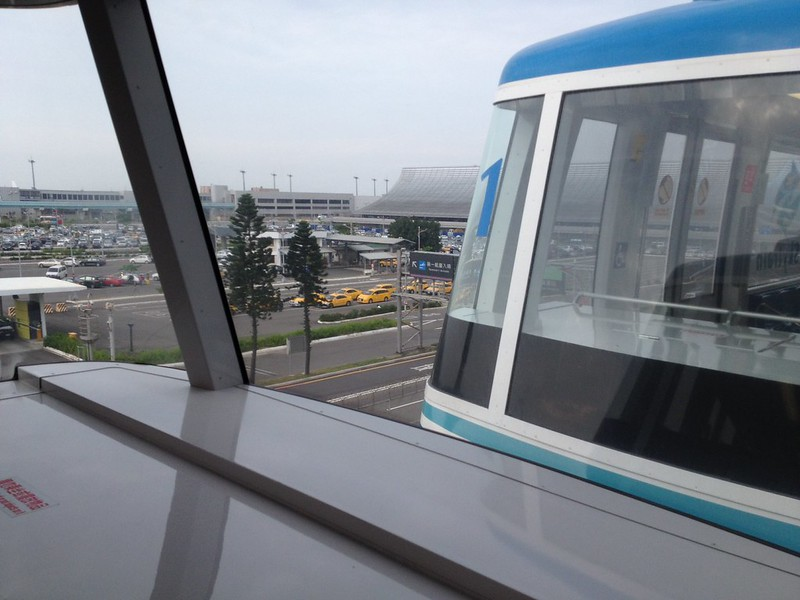 桃園空港スカイトレイン by haruhiko_iyota