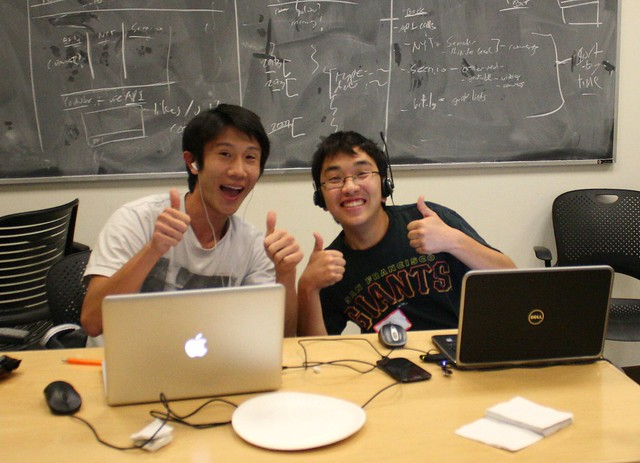 fall 2013 hackNY student hackathon