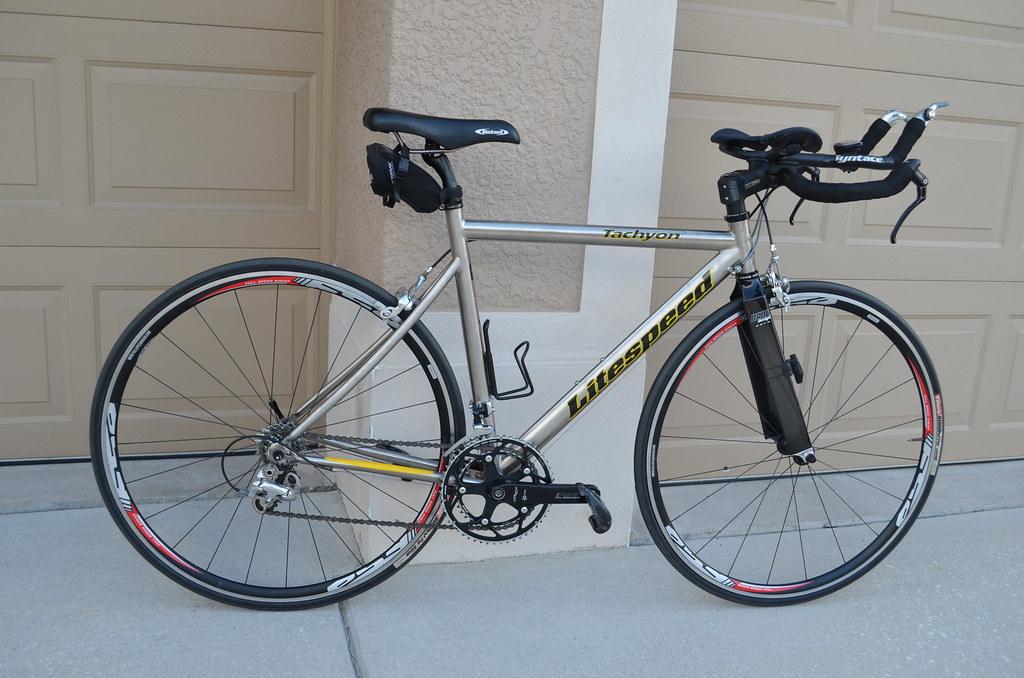 litespeed tachyon tampa bike trader