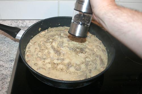 36 - Mit Salz & Pfeffer abschmecken / Taste with salt & pepper