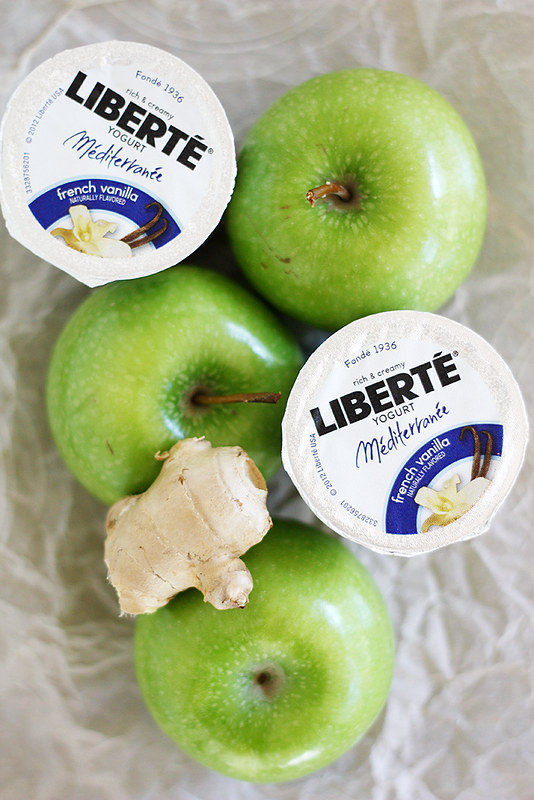 Apple Yogurt Compote Recipe — Dishmaps