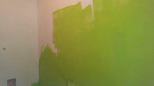 Bathroom paint color, first look by christopher575