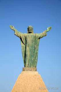Arica - Christus Statue