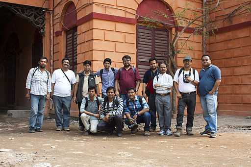 Wikipedia Takes Kolkata 3 - Group Photo of Participants