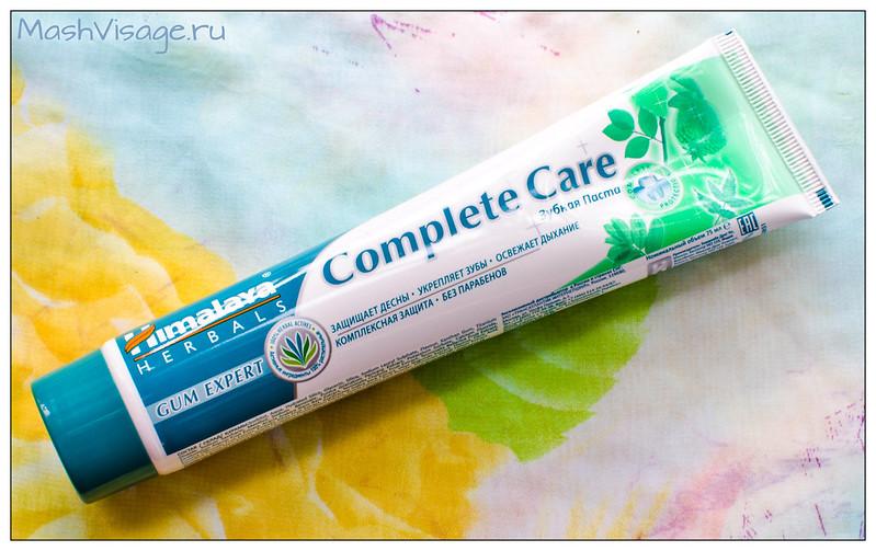отзыв зубная паста Hymalaya Herbals
