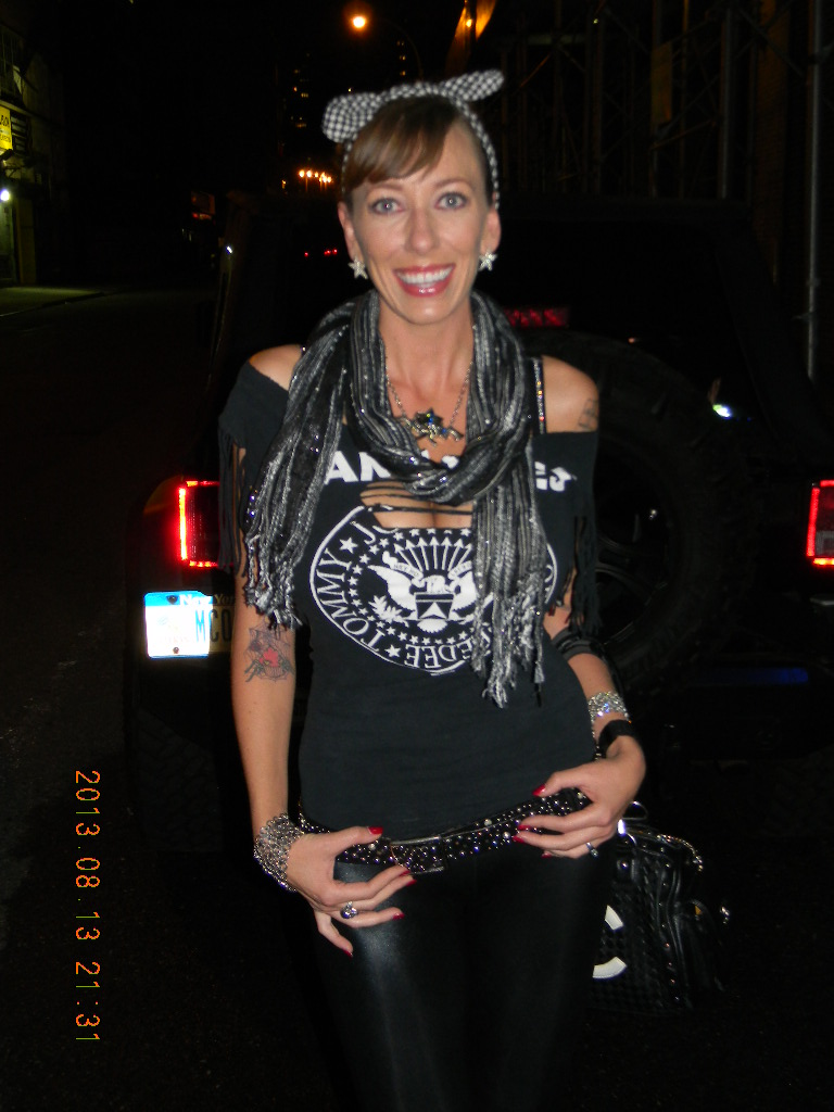 Anita Caprioli (born 1973) photo
