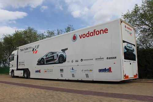 Camión Teo Martín Motorsport