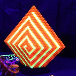 Philly Brick Fest 2015 Glow Zone