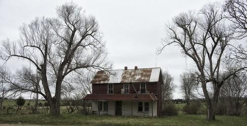Route 66, Bourbon, Missouri.