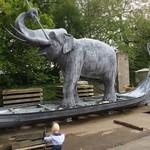 #elephant @yspsculpture
