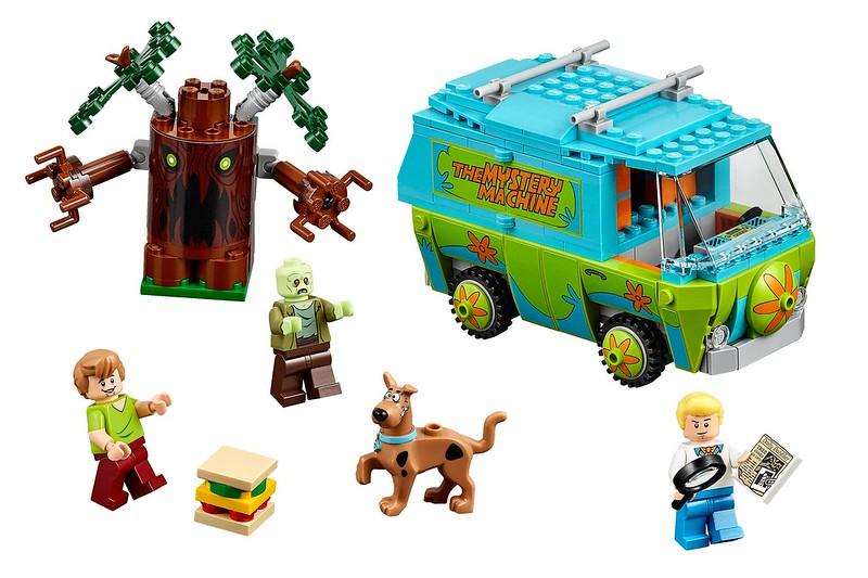 LEGO Scooby-Doo 75902 - The Mystery Machine