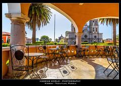 Kiosco - Teziutlan, Puebla