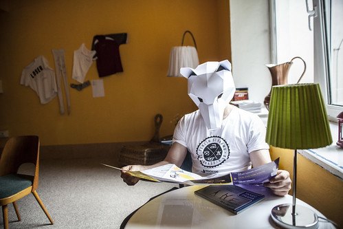 Lišák čtenář