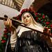 Fiesta de Santa Rita en el Trastevere, Roma