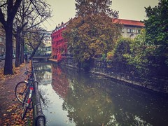 Spacerowo.  #gdansk #igersgdansk #gdanskofficial #gdańsk #radunia #rzeka #river #oldtown #amsterdam #kanaal
