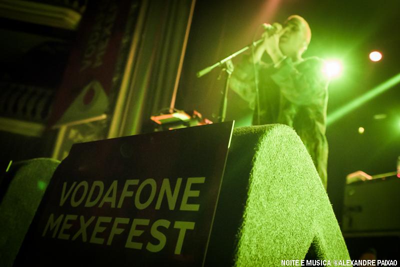 Jagwar Ma - Vodafone Mexefest '16