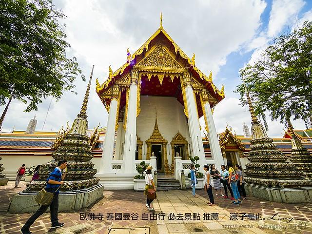 臥佛寺 泰國曼谷 自由行 必去景點 推薦 3
