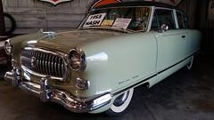 1953 Nash Statesman Custom 2DR Sedan