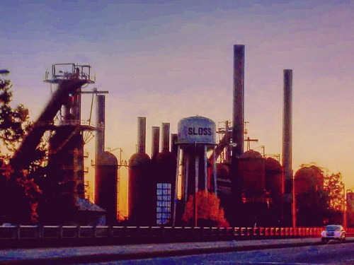 Historic Sloss Furnaces