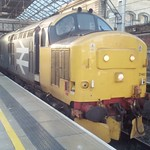 37403 at Preston Station