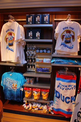 AquaDuck merchandise