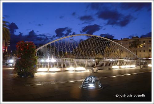 Puente 2 by José Luis Buendía